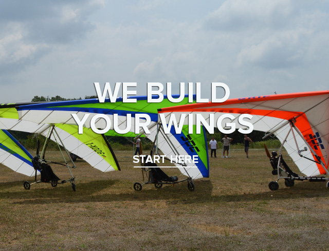 We build your wings - Grif Italy